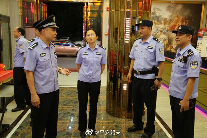 9月21日至22日,全市公安机关组织警力开展第二次集中清查行动