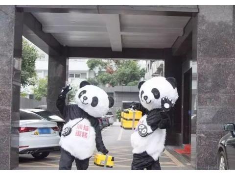 """「熊猫不走」蛋糕界的""""爱马仕"""",高颜值网红蛋糕来长沙了"""