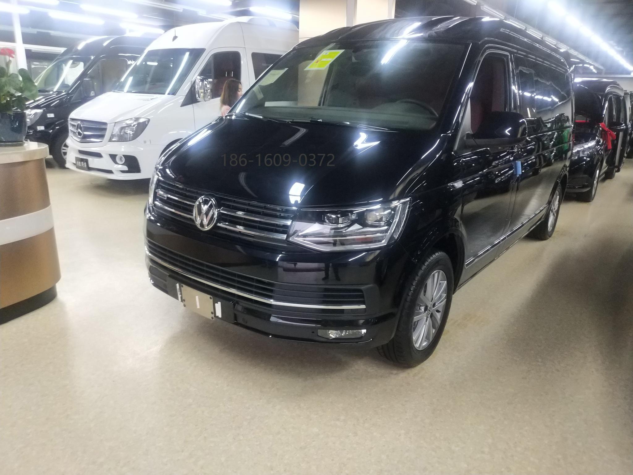 大众T6凯路威四驱改装商务车 上海改装厂多少钱