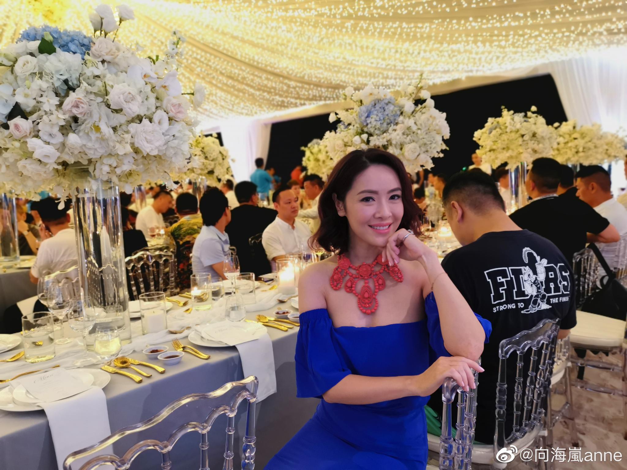 出国工作最开心寓工作于娱乐泰国 华欣 婚礼嘉宾祝一对新人百年好