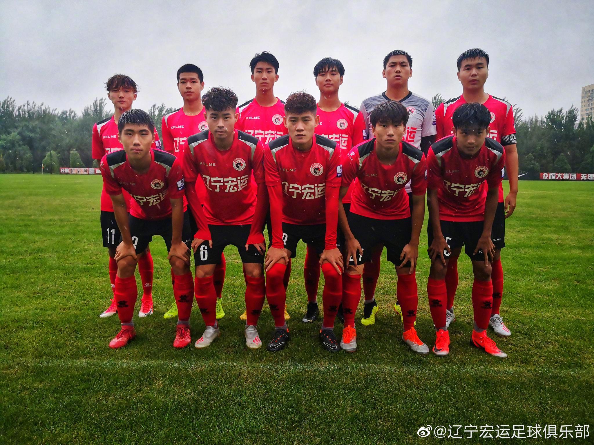 U19青超联赛