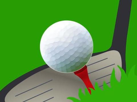 """高尔夫球为什么是""""麻子脸""""?"""