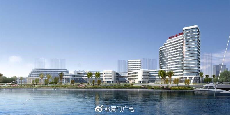复旦大学附属中山医院厦门医院被纳入第一批区域医疗中心建设试点名单