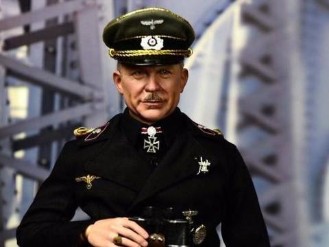 机械部队推动者,率坦克军团席卷欧洲,被史学家誉为闪击战之父