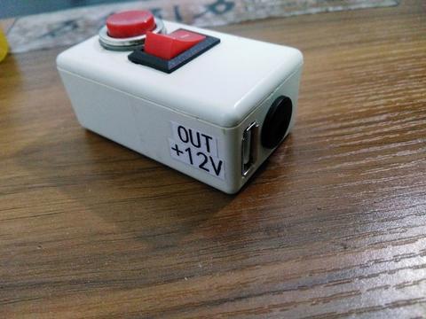【DIY】电动车灯控制器制作
