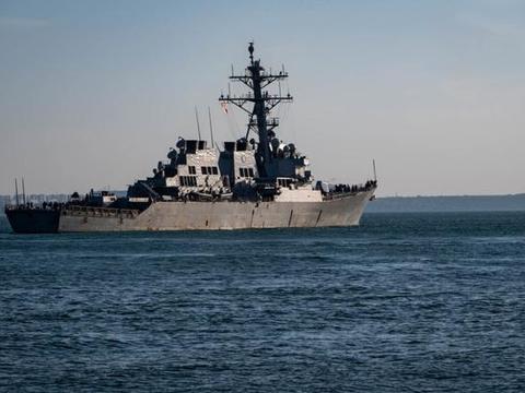 美国最强驱逐舰察觉异象,信号强度前所未有,美方呼吁俄军停下手