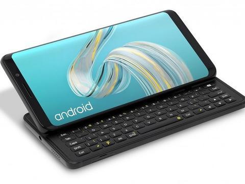 一款侧滑盖的全键盘 Android 手机,还能让你心动吗?