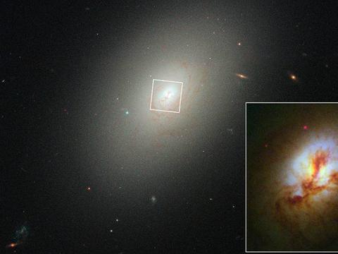 为什么星系会有不同的形状,它们又是怎样形成的?答案你不会想到