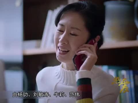 热爱定档12月1日开播,刘敏涛范伟黄圣依等人出演,阵容超豪华