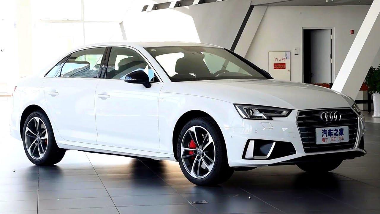 到店实拍 2019款奥迪Audi A4L 45TFSI 四驱运动版
