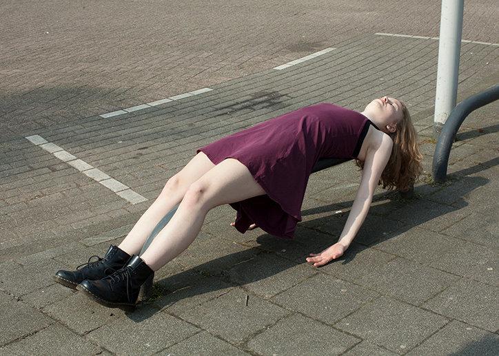 """""""微妙的存在感""""荷兰摄影师 Melissa Schriek"""