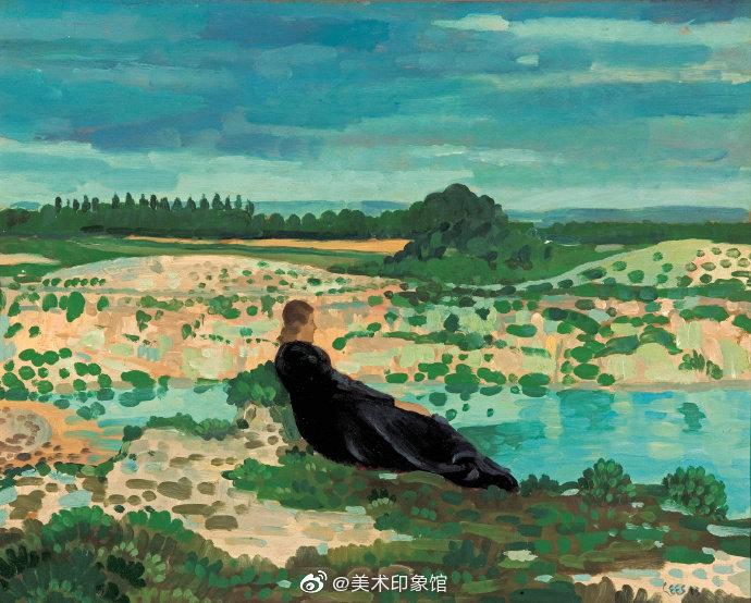 《蓝色湖边的琳达》-德文特·李斯
