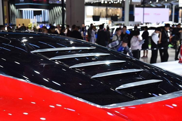 比奥迪RS7更猛!比亚迪汉或定位为四门轿跑车