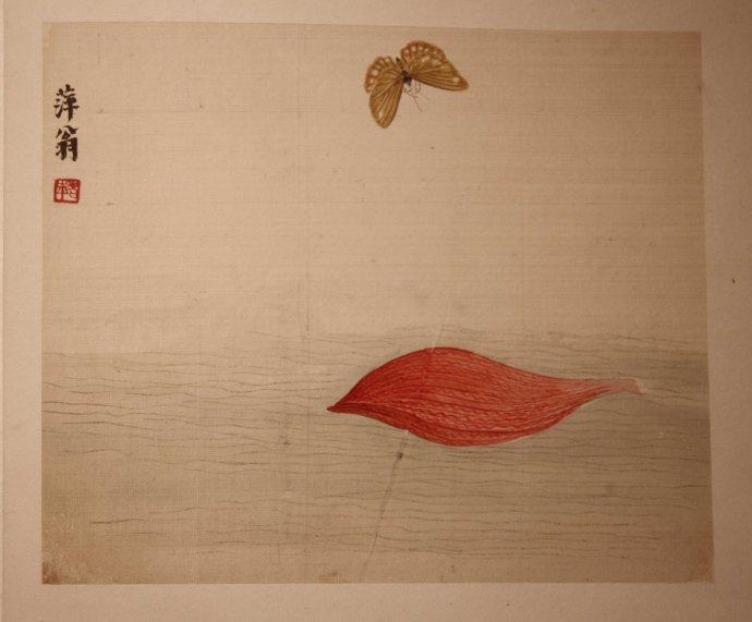 """毕加索很认真地对张大千说:""""在这个世界谈艺术,第一是你们中国人"""