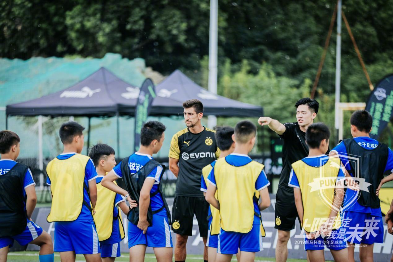 2019年彪马杯青少年足球赛于上海完美收官