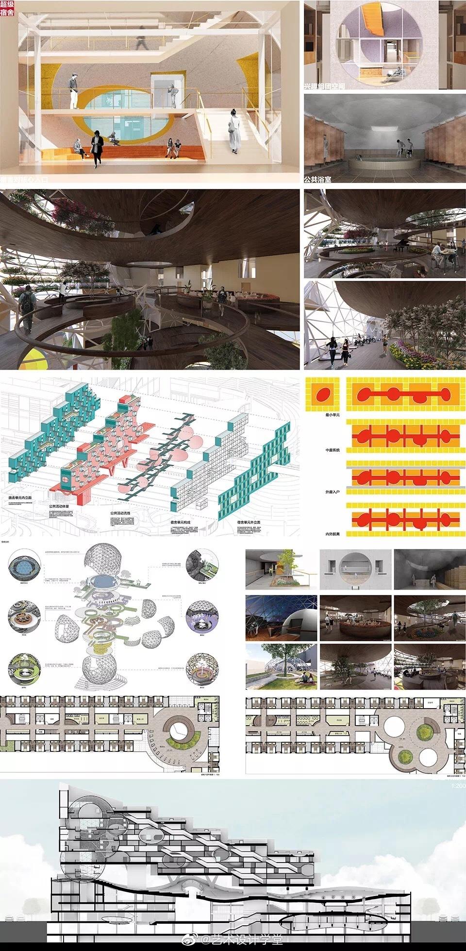 超级校园| 同济大学建筑与城市规划学院优秀毕业设计