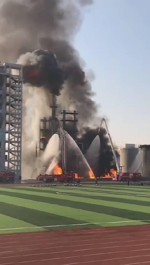 演练可以重复,生命不可重复,化工企业已进入爆炸火灾事故高发期
