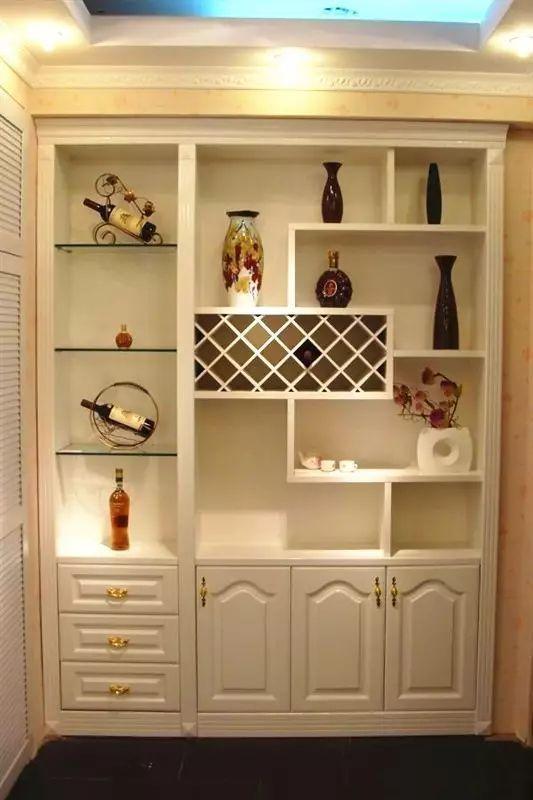 家居酒柜设计效果图,给你高品质生活