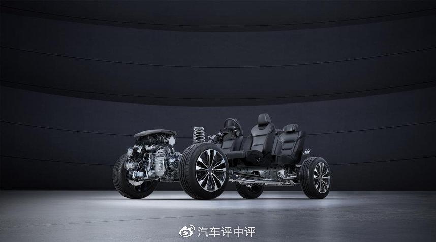向上的年轻力量 评中评试驾吉利星越1.5T MHEV车型