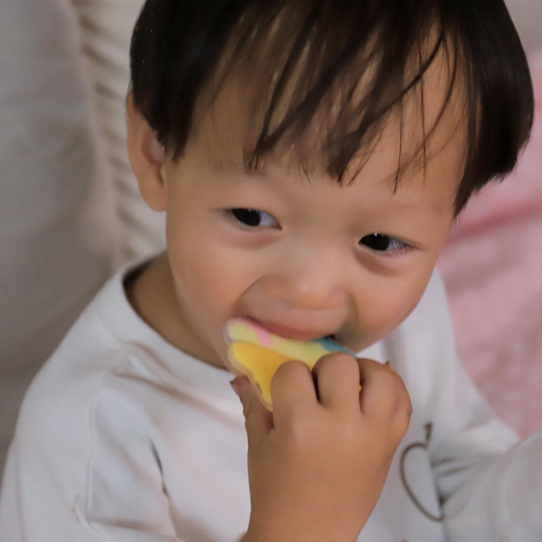 好吃停不下来的宝宝牙胶! 只能说,现在的宝宝们都太幸福了