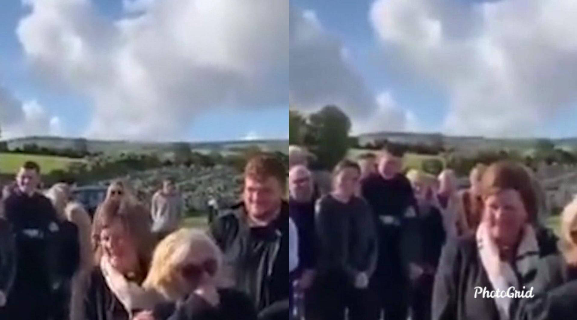 爱尔兰小哥给自己葬礼准备搞笑录音网友:笑着笑着,就哭了