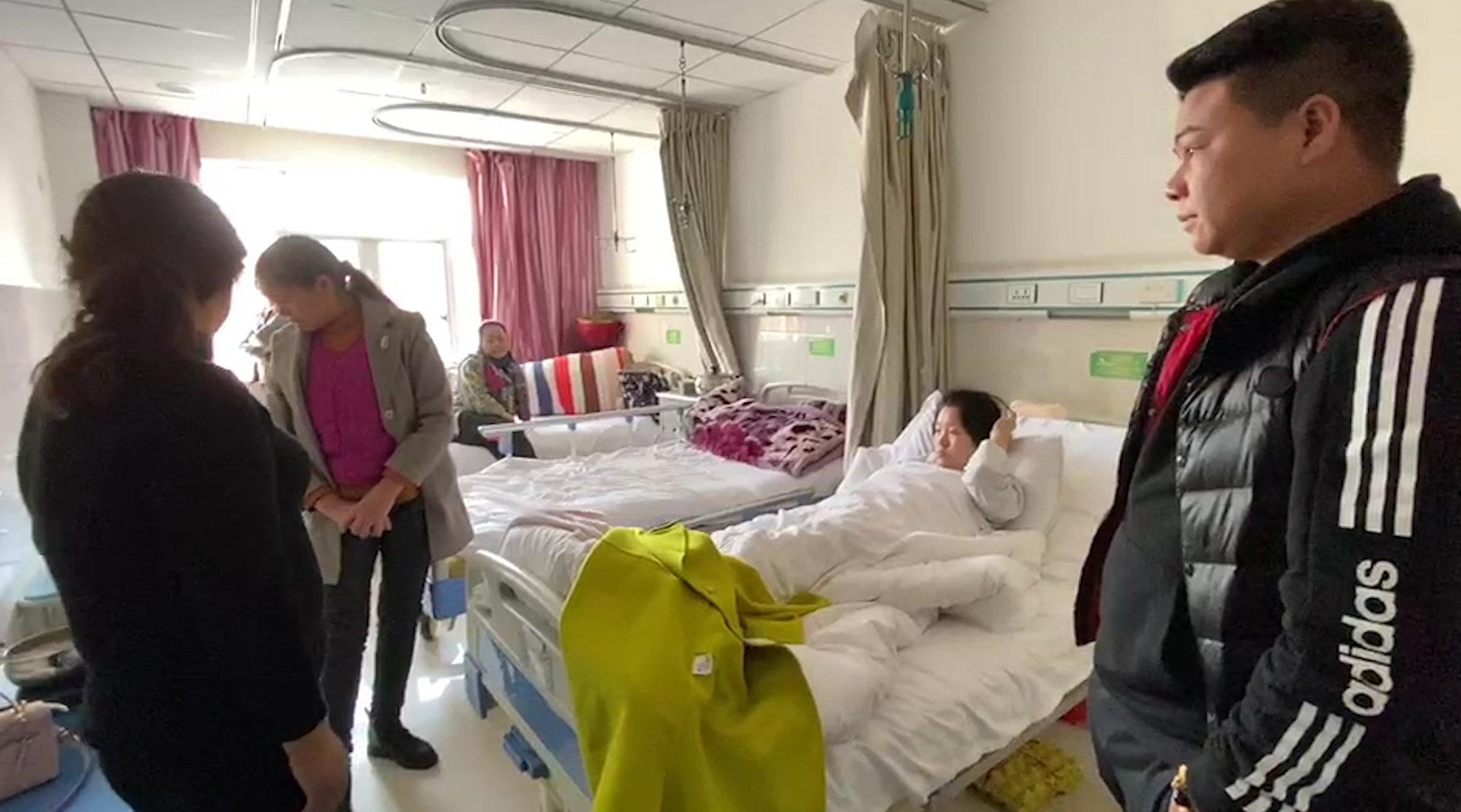 橙视频独家探访贵州女婴被盗医院 孩子母亲称:假护士原想偷邻床男婴