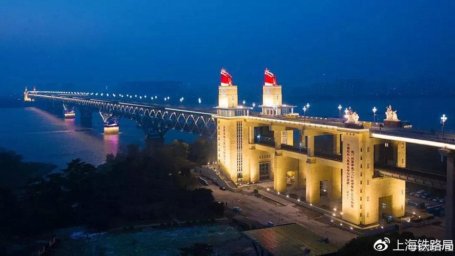 今天,南京长江大桥重装归来!