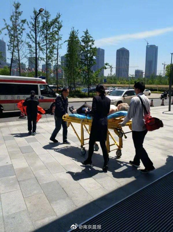 """国庆期间南京120""""很忙"""",车祸摔伤居多"""