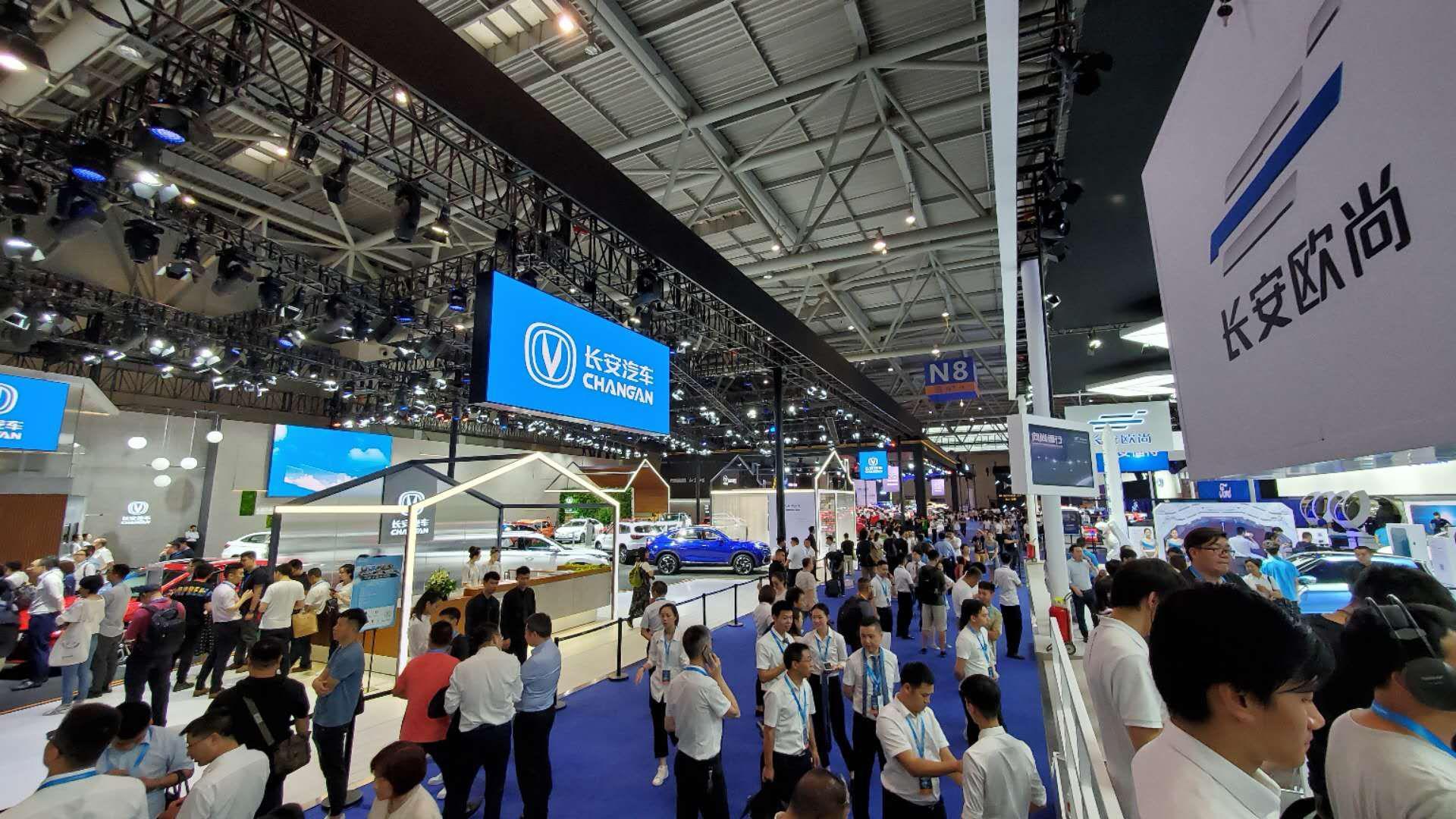 2019重庆车展丨主场作战  这几款东道主车型实力如何?