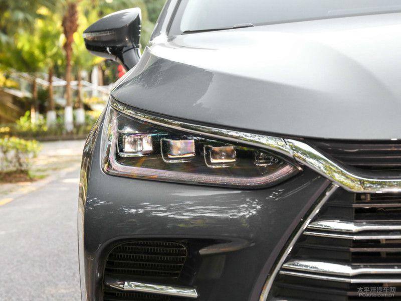 请你一定要加倍努力,四款高品质自主SUV正在向你招手