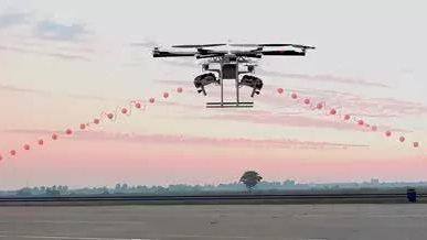 """无人机""""搭桥""""助力量子通信 南京大学实现重大突破"""