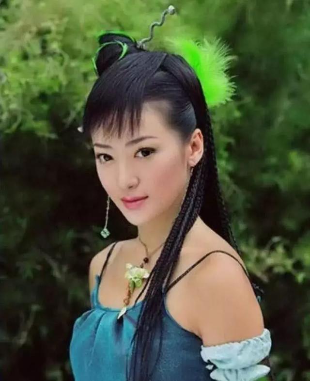 """因为演过太多的谍战剧,陈紫函也被封为""""谍战剧""""女郎,当然了这个""""跨国恋的老电视剧图片"""