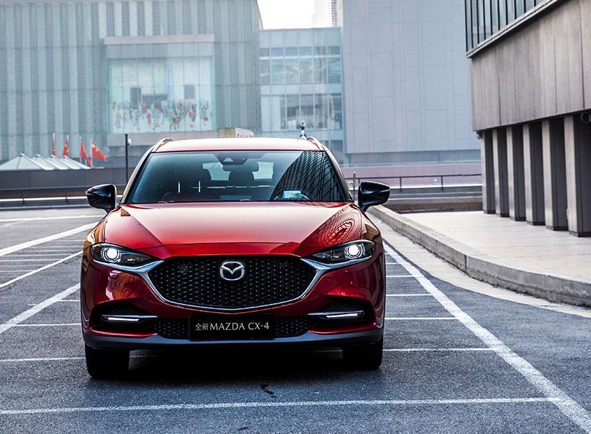 轿跑SUV颜值巅峰,全新CX-4正式上市,马自达要打翻身仗?