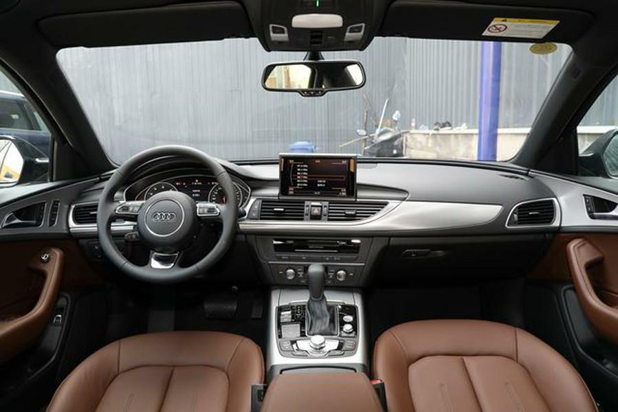 全新奥迪A6L1月销量突破预期 新旧款合计卖超1.2万辆