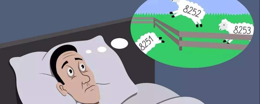 心理疾病会跟失眠有关?1分钟阅读