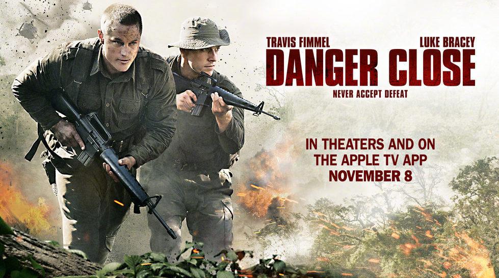 电影《危险逼近》(Danger Close)发布预告片