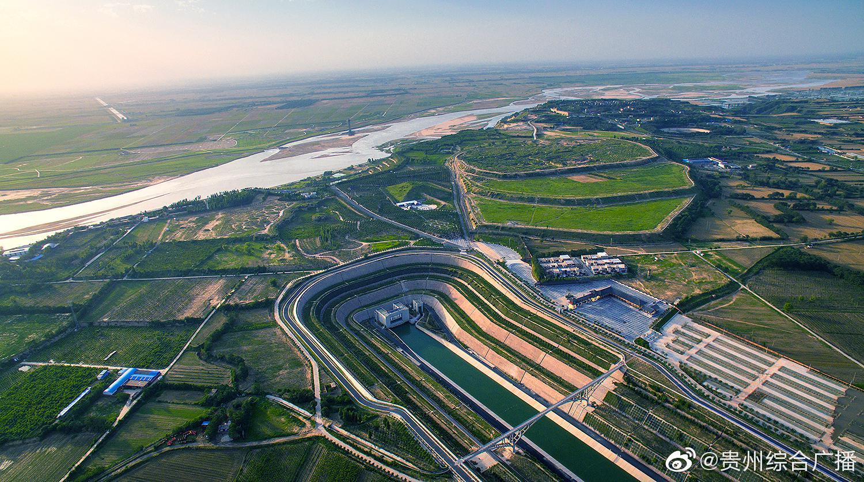 走进世界上规模最大的调水工程:南水北调