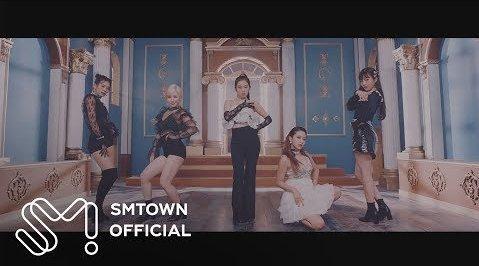 Red Velvet《Psycho》舞蹈版视频,疯婆娘一次看个够~