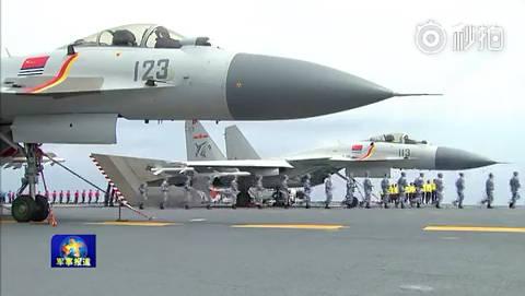 美媒:中国的海军宣传片比汤姆·克鲁斯的好莱坞大片还帅