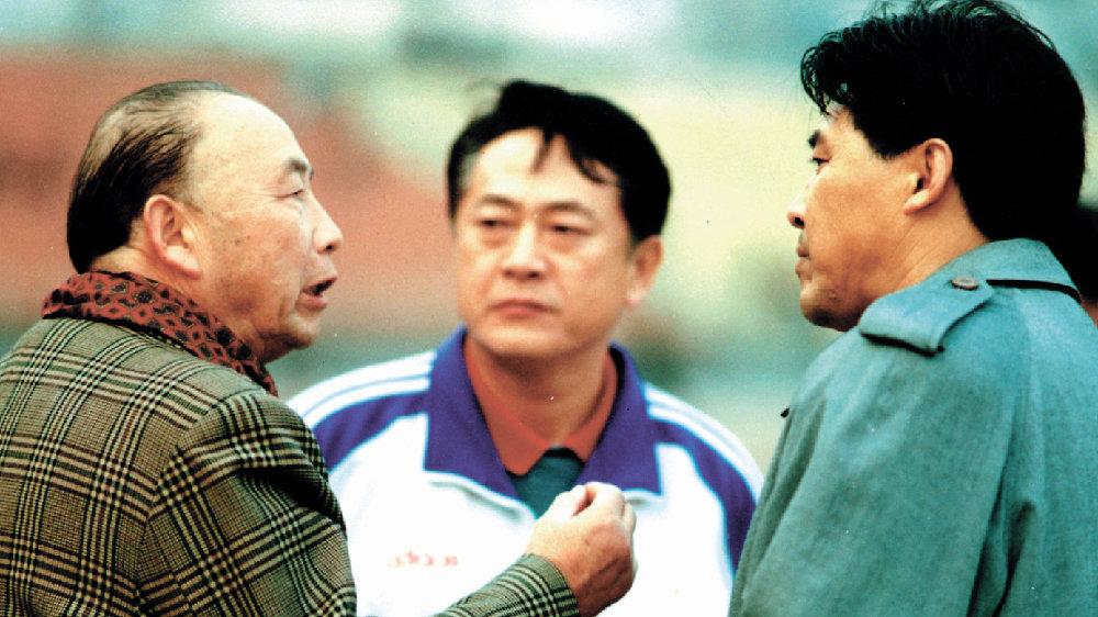 他的一辈子都给了中国足球,上海这座城忘不了方纫秋的传说