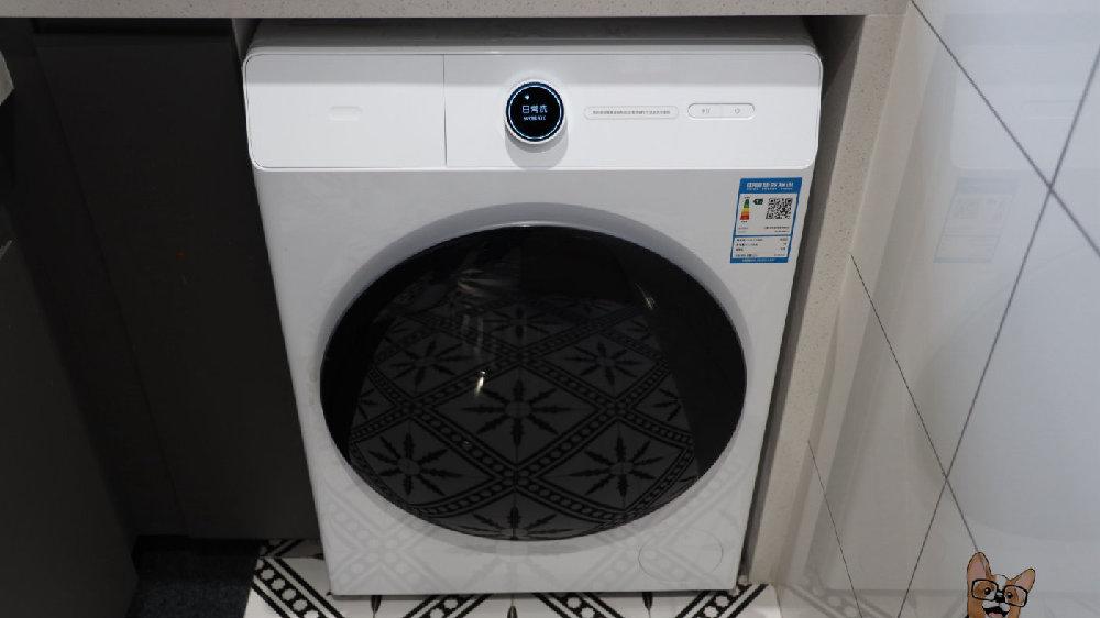 米家互联网洗烘一体机Pro体验:22种洗烘模式 除菌率达99.9%+