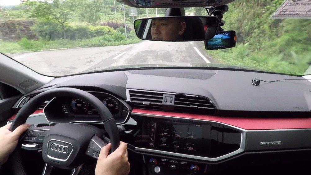 视频:试驾Q3 40quattro版 奥迪这次没给X1和GLA留面子