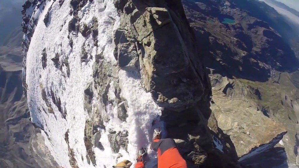 刺激!带你攀登阿尔卑斯山脉的马特洪峰