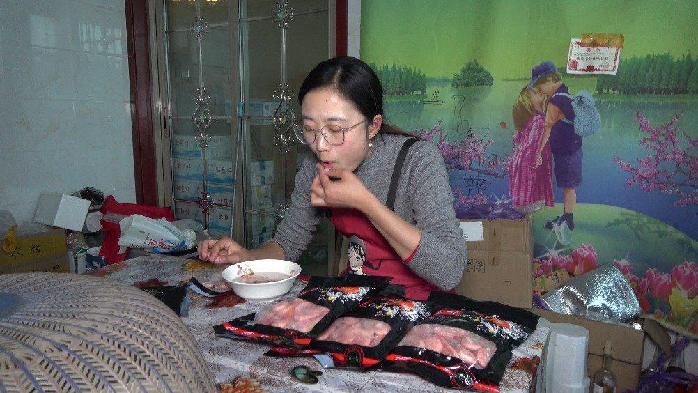 北极甜虾118元3斤,顺丰包邮,现在下单今天发货!