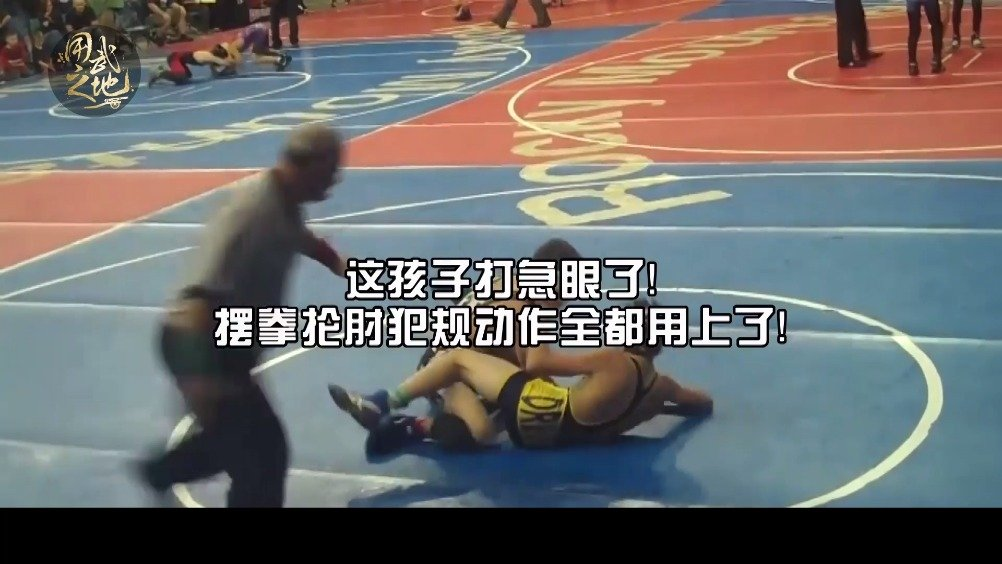为什么摔跤运动员转战MMA比较容易