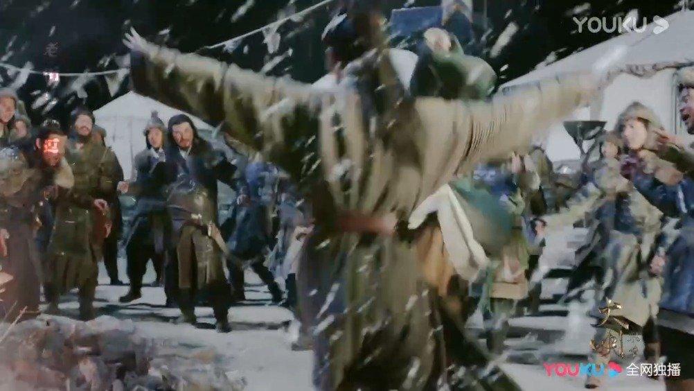 """《大明风华》追忆""""朱祁镇其木格""""高甜日常:天上地下,我们再也"""