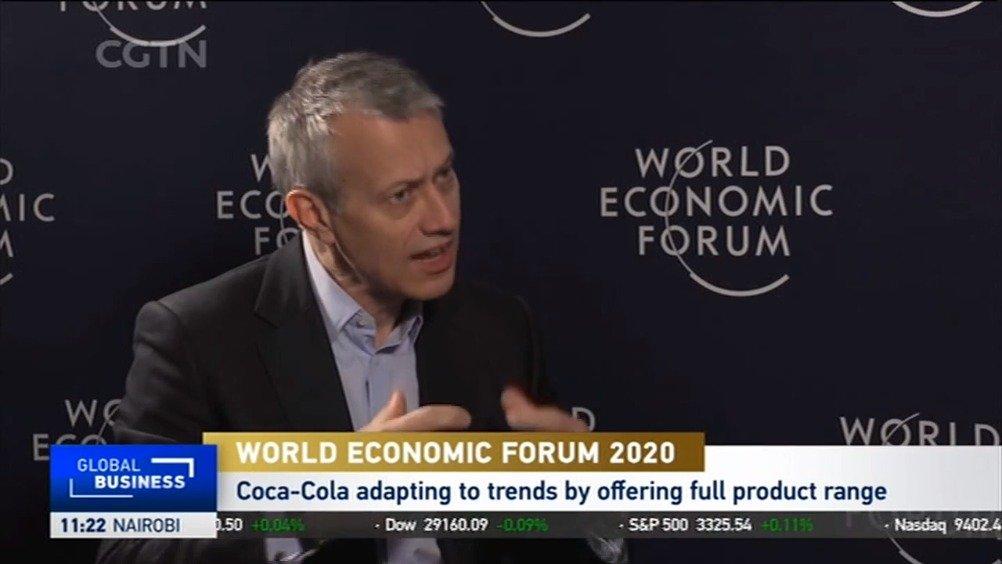 可口可乐计划2030年实现可乐瓶回收再利用