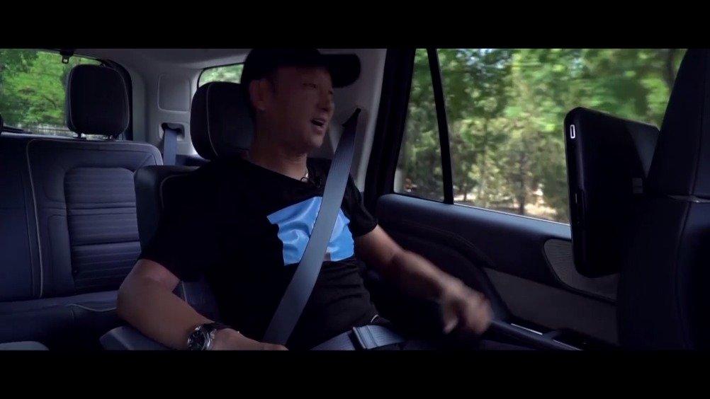 视频:短片系列之试驾林肯领航员