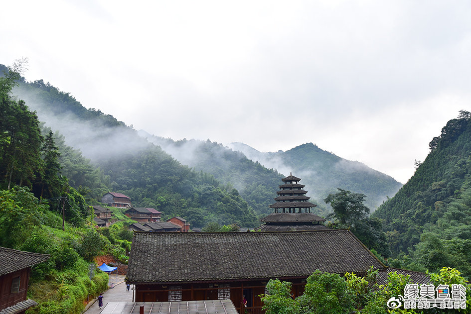 位于桂林市临桂区宛田瑶族乡东部的东宅大瑶寨,由于交通不便