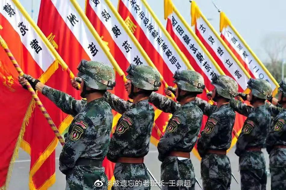 """第73集团军某合成旅""""左权独立营""""参加过抗战胜利日阅兵的""""左权独立"""